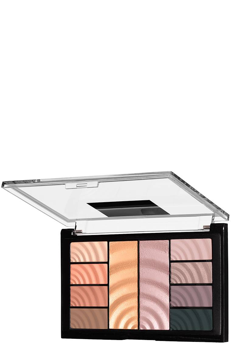 Total Temptation Eyeshadow + Highlight Palette