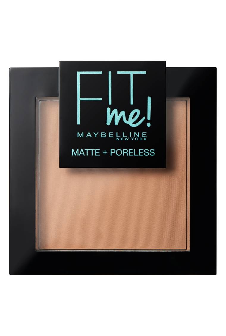 Fit Me Matte and Poreless Powder