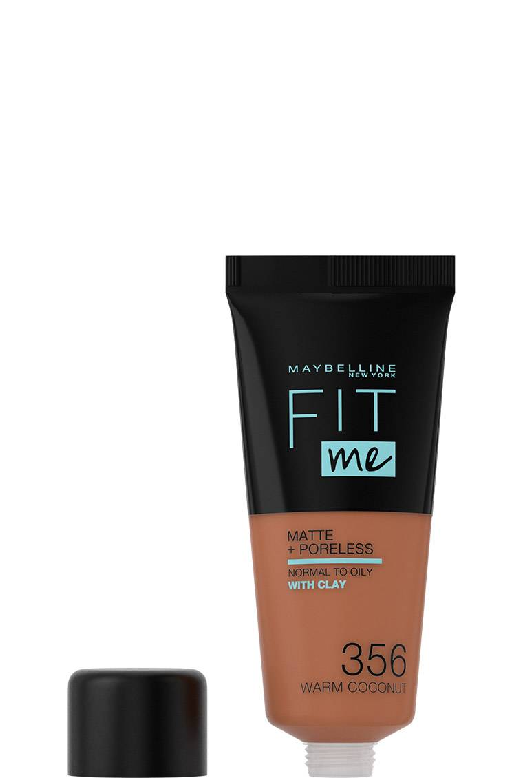 Fit Me Matte Poreless Foundation Foundation Maybelline