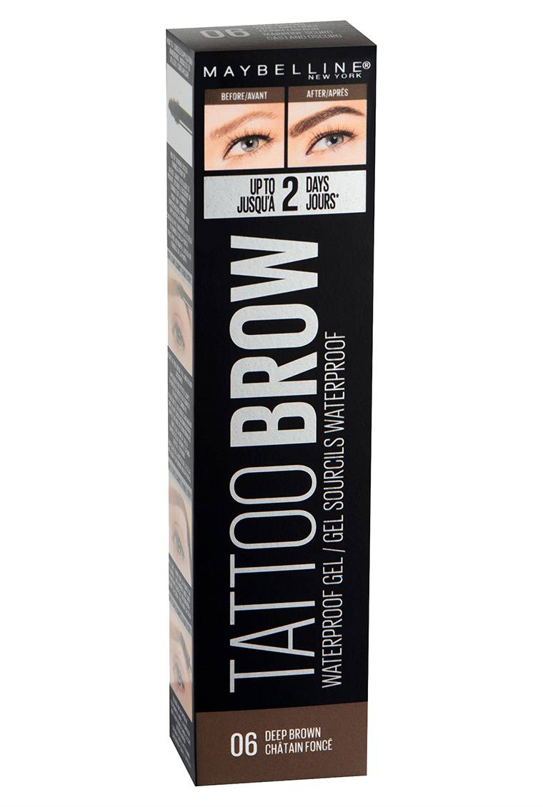 NEW Tattoo Brow Waterproof Gel